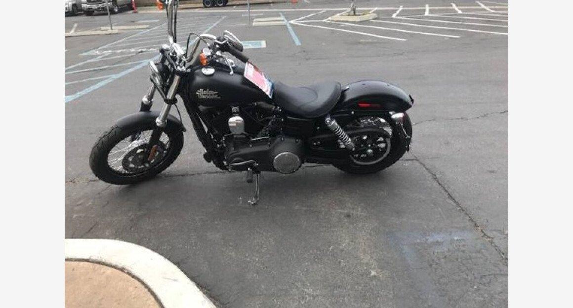 2017 Harley-Davidson Dyna Street Bob for sale 200533447