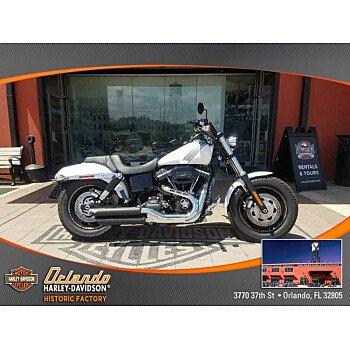 2017 Harley-Davidson Dyna Fat Bob for sale 200637842