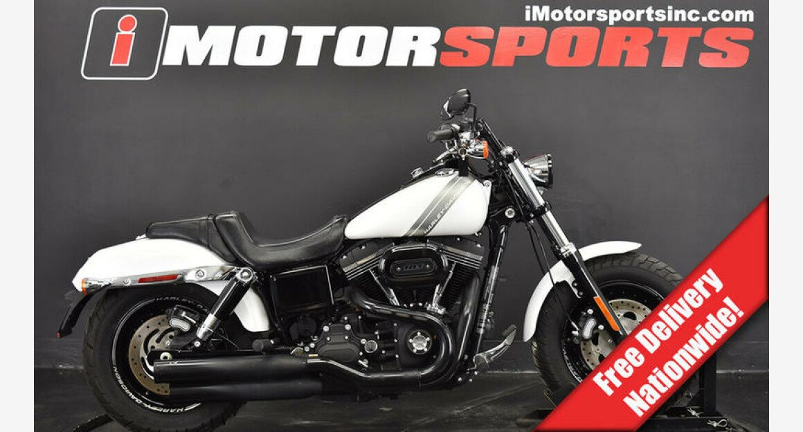 2017 Harley-Davidson Dyna Fat Bob for sale 200642423