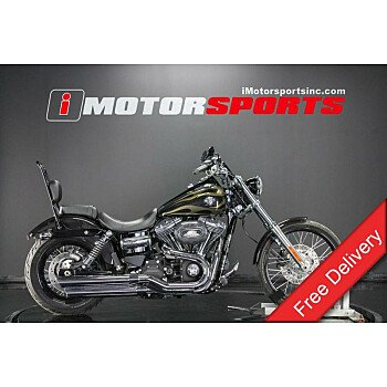 2017 Harley-Davidson Dyna Wide Glide for sale 200675416