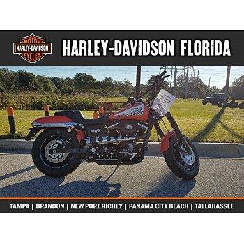 2017 Harley-Davidson Dyna Fat Bob for sale 200523477