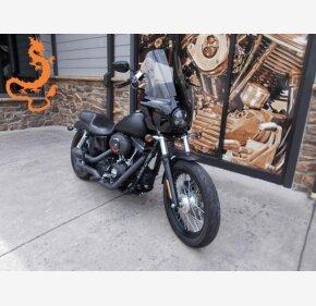 2017 Harley-Davidson Dyna Street Bob for sale 200627003