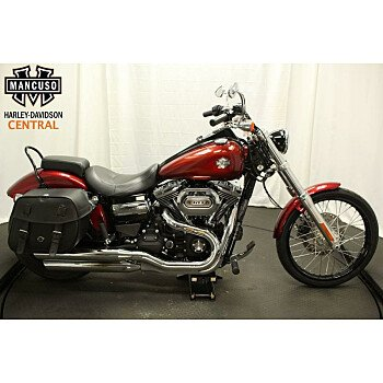 2017 Harley-Davidson Dyna Wide Glide for sale 200734259