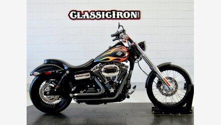 2017 Harley-Davidson Dyna Wide Glide for sale 200878515
