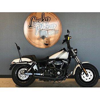 2017 Harley-Davidson Dyna Fat Bob for sale 200913580