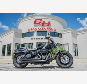2017 Harley-Davidson Dyna Fat Bob for sale 200966287