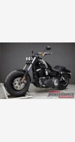 2017 Harley-Davidson Dyna Fat Bob for sale 201029077
