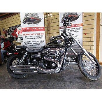 2017 Harley-Davidson Dyna Wide Glide for sale 201039940