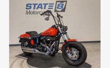 2017 Harley-Davidson Dyna Fat Bob for sale 201120008