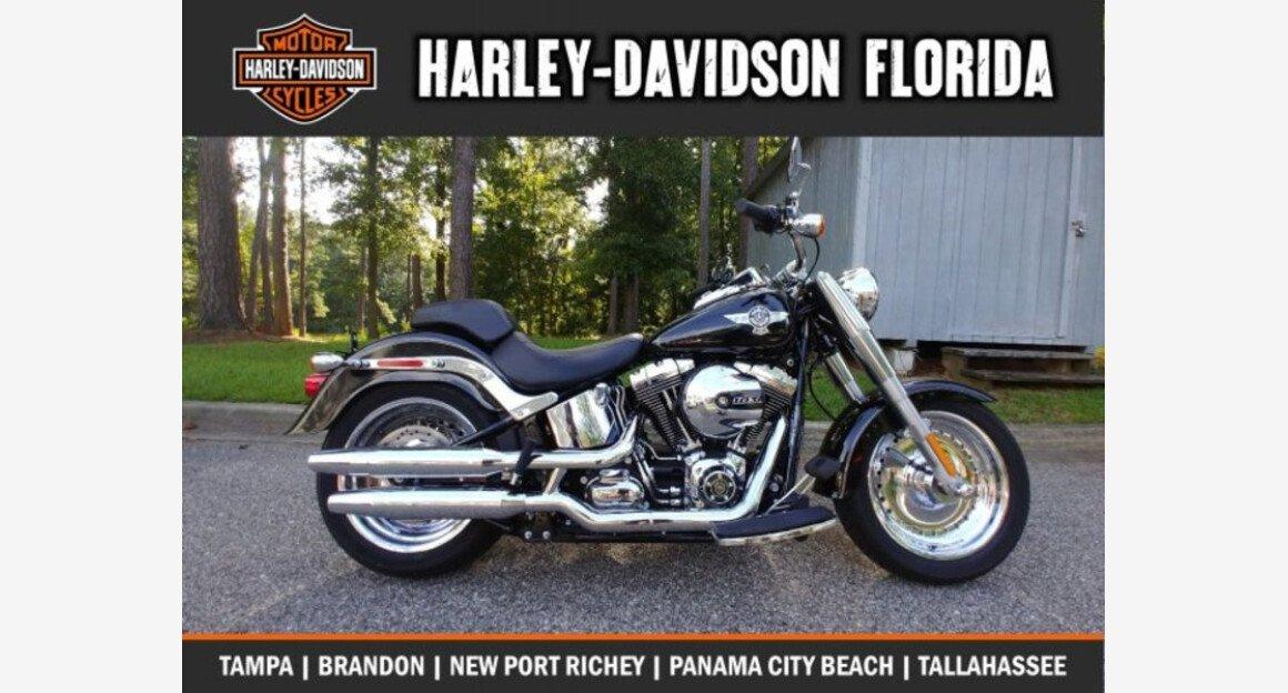 2017 Harley-Davidson Softail Fat Boy for sale 200594449