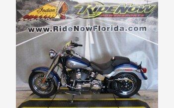 2017 Harley-Davidson Softail Fat Boy for sale 200627300
