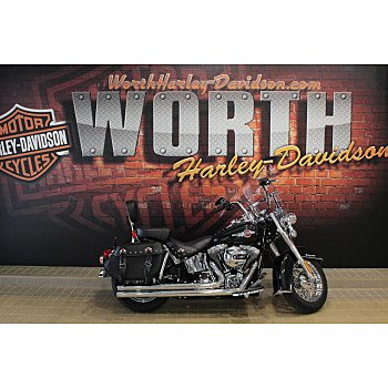 2017 Harley-Davidson Softail Heritage Classic for sale 200701209