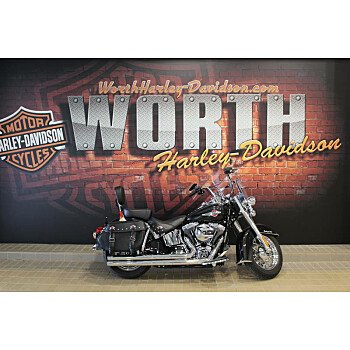2017 Harley-Davidson Softail Heritage Classic for sale 200701910