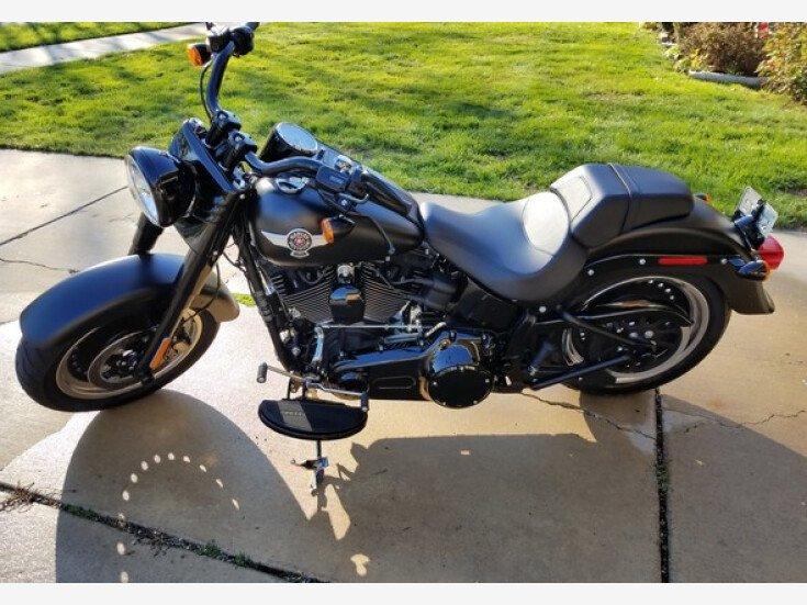 2017 Harley-Davidson Softail Fat Boy S for sale near