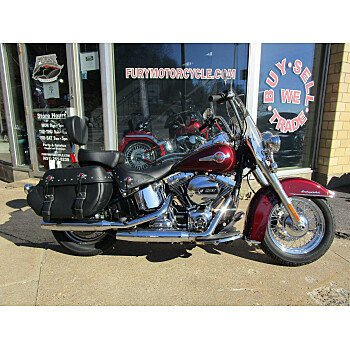 2017 Harley-Davidson Softail Heritage Classic for sale 200734074