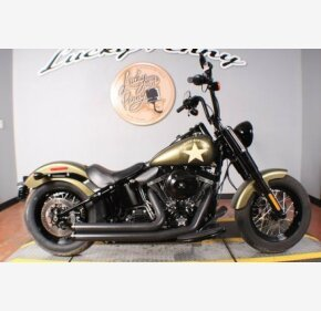 2017 Harley-Davidson Softail Slim S for sale 200784269