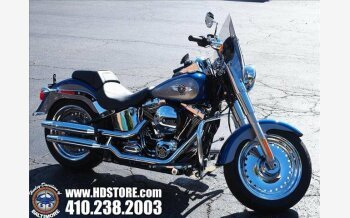 2017 Harley-Davidson Softail Fat Boy for sale 200820324