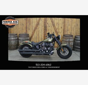 2017 Harley-Davidson Softail Slim S for sale 200939193
