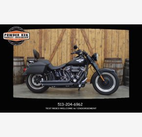 2017 Harley-Davidson Softail Fat Boy S for sale 200941087