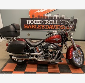 2017 Harley-Davidson Softail Fat Boy for sale 200968130