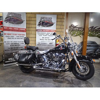 2017 Harley-Davidson Softail Heritage Classic for sale 201032000
