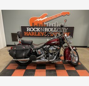 2017 Harley-Davidson Softail Heritage Classic for sale 201060465