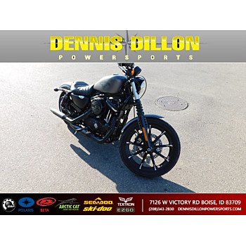 2017 Harley-Davidson Sportster Iron 883 for sale 200652657