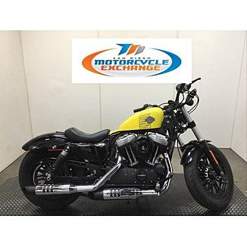 2017 Harley-Davidson Sportster Forty-Eight for sale 200668709