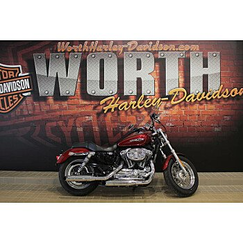 2017 Harley-Davidson Sportster Custom for sale 200701919