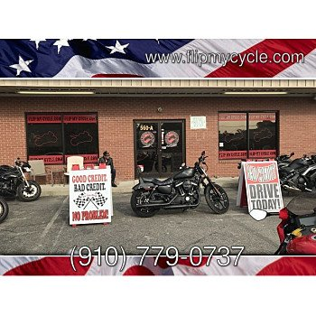 2017 Harley-Davidson Sportster Iron 883 for sale 200716184