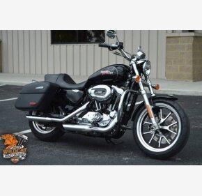 2017 Harley-Davidson Sportster SuperLow 1200T for sale 200627011