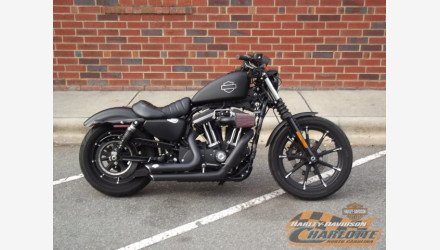 2017 Harley-Davidson Sportster Iron 883 for sale 200662693