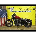 2017 Harley-Davidson Sportster Iron 883 for sale 200768806