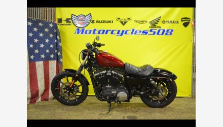 2017 Harley-Davidson Sportster Iron 883 for sale 200768806