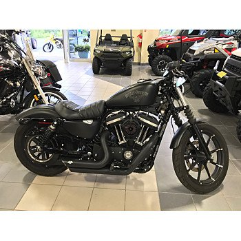 2017 Harley-Davidson Sportster Iron 883 for sale 200794042