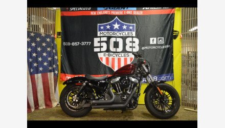 2017 Harley-Davidson Sportster Forty-Eight for sale 200802865