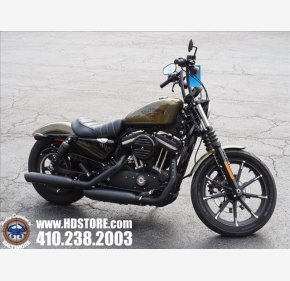 2017 Harley-Davidson Sportster Iron 883 for sale 200803097