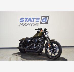 2017 Harley-Davidson Sportster Iron 883 for sale 200811395