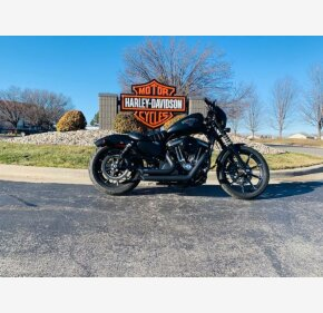 2017 Harley-Davidson Sportster Iron 883 for sale 200851580