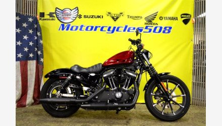2017 Harley-Davidson Sportster Iron 883 for sale 200917900