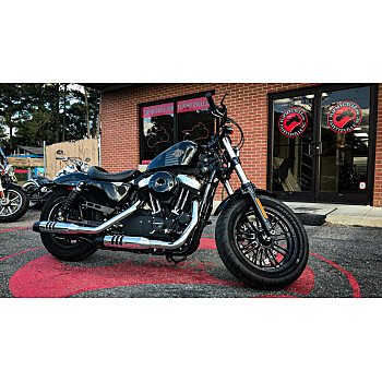 2017 Harley-Davidson Sportster Forty-Eight for sale 201000288
