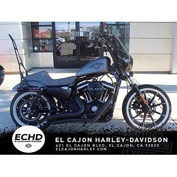 2017 Harley-Davidson Sportster Iron 883 for sale 201002470