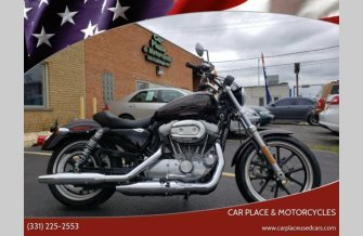 2017 Harley-Davidson Sportster Iron 883 for sale 201011643