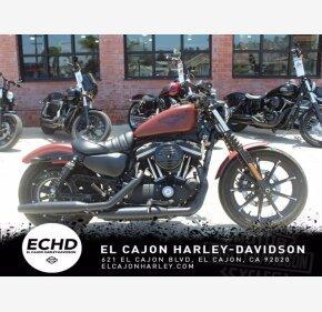 2017 Harley-Davidson Sportster Iron 883 for sale 201029163