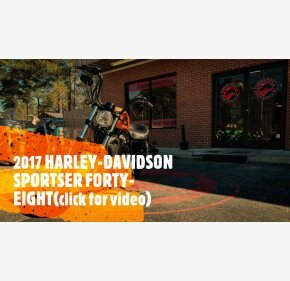 2017 Harley-Davidson Sportster Forty-Eight for sale 201042973