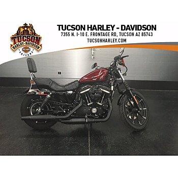 2017 Harley-Davidson Sportster Iron 883 for sale 201093399