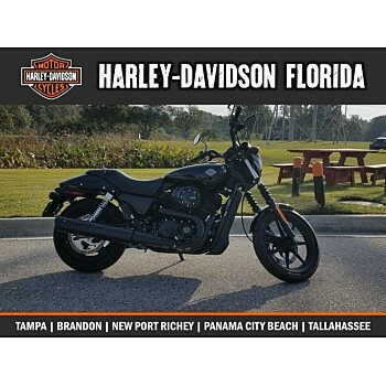 2017 Harley-Davidson Street 500 for sale 200523480