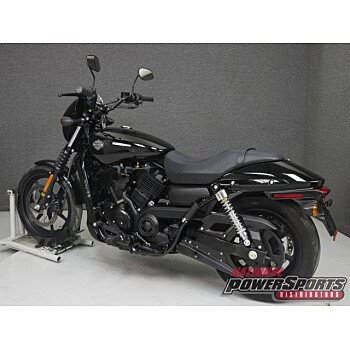 2017 Harley-Davidson Street 500 for sale 200711056