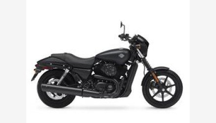 2017 Harley-Davidson Street 500 for sale 200784646