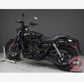 2017 Harley-Davidson Street 500 for sale 200992867